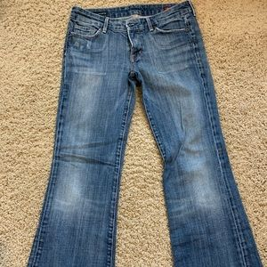 Citizens of Humanity Faye Wide Leg Jeans Size 29
